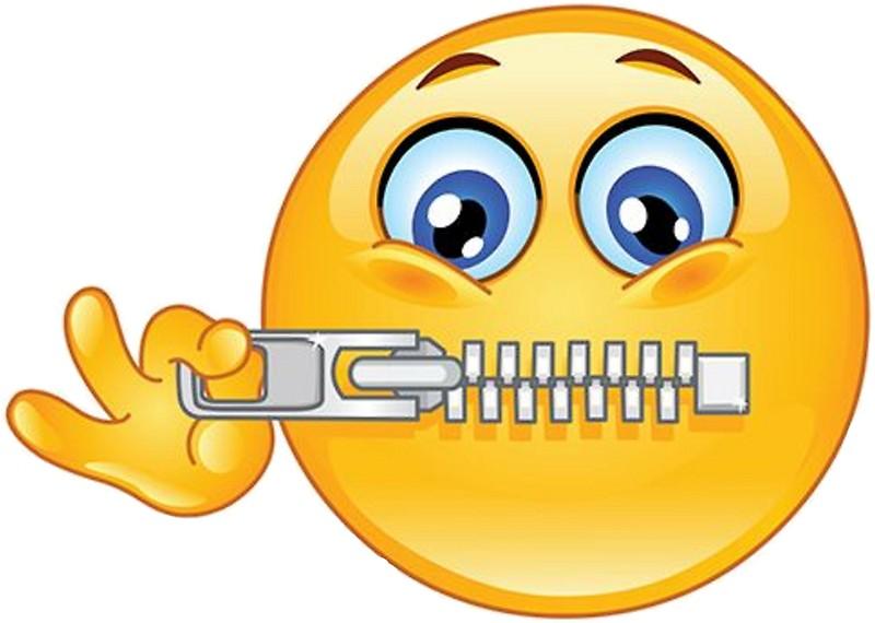 A look at a quiet emoji