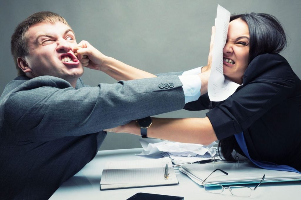 7 Ground Rules for Dealing with Interpersonal Conflict at